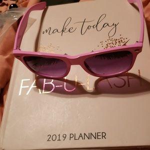 Barbie TM Pink Sunglasses